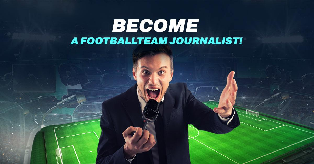 WE'RE LOOKING FOR A JOURNALIST FT!
