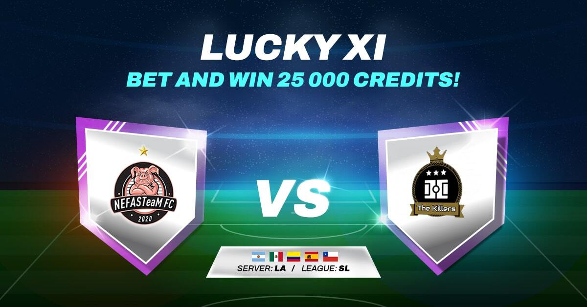 LUCKY XI BET AND WIN #10
