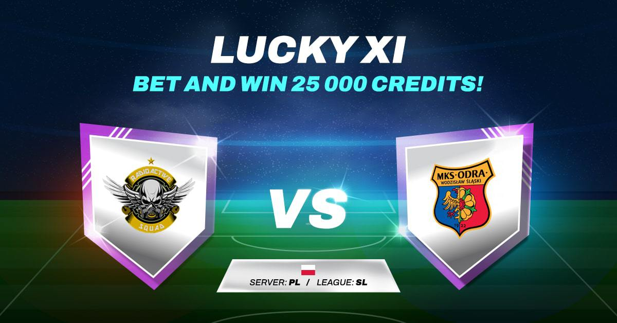 LUCKY XI BET AND WIN #15