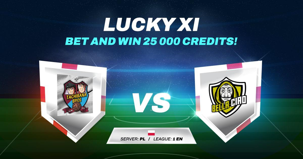 LUCKY XI BET AND WIN #20