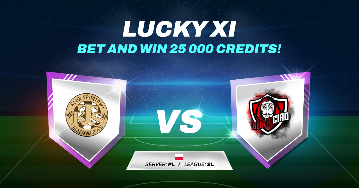 LUCKY XI BET AND WIN #3