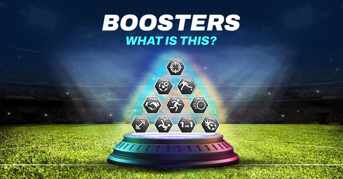 Boosters. What is this?