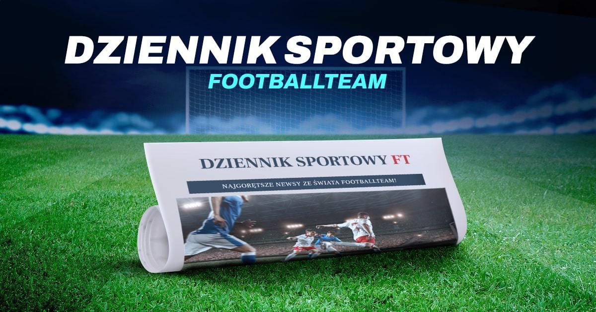 Dziennik Sportowy FT #08/2021