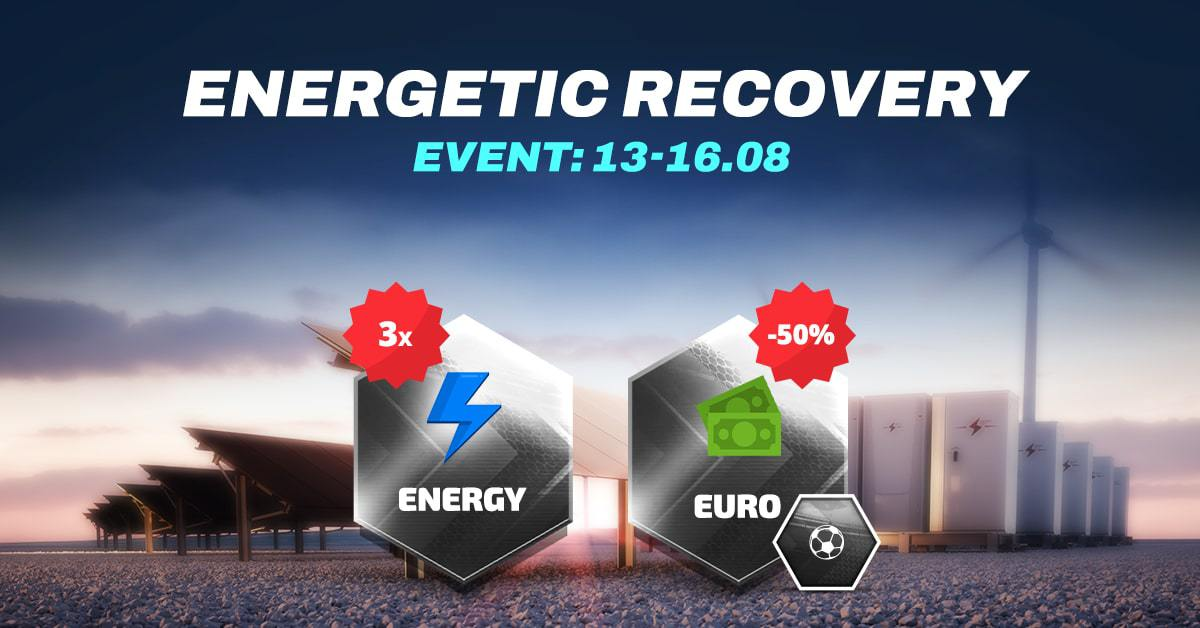 ENERGETIC RECOVERY