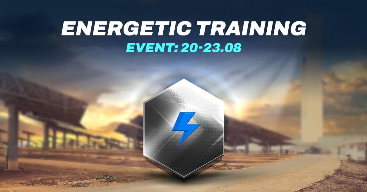 Energetic Training