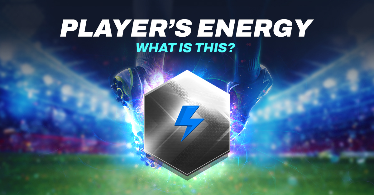 Player's Energy. What is this?