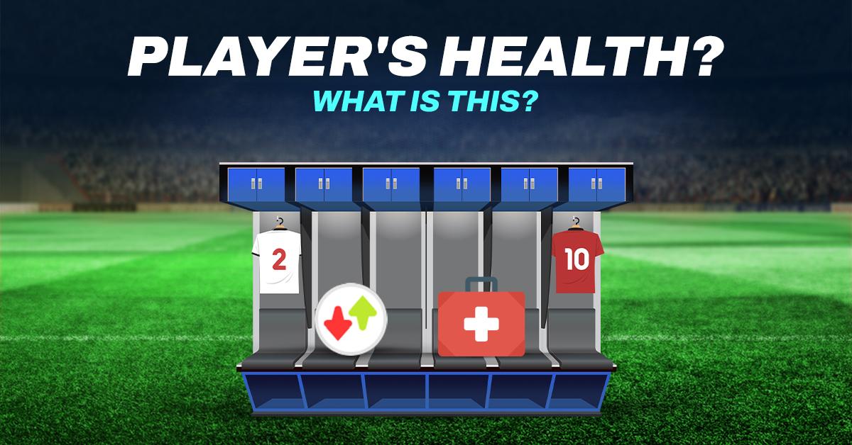 Health in FootballTeam: What Is It?