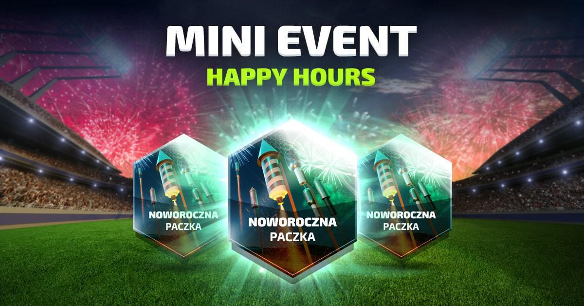 Mini Event - Paczka NOWOROCZNA - Happy Hours