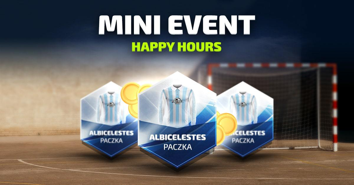 Mini Event - Paczka ALBICELESTES - Happy Hours