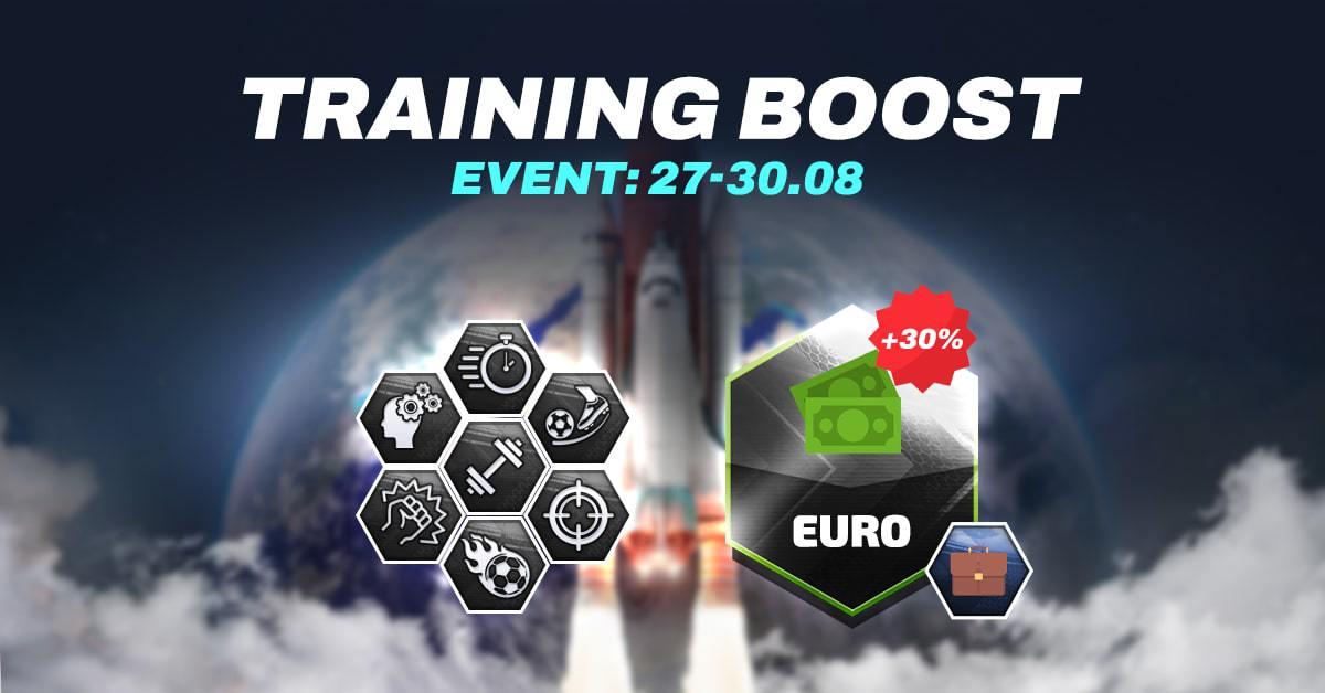 Training boost