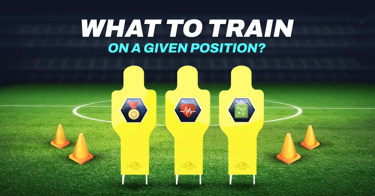 What to train on a given position?