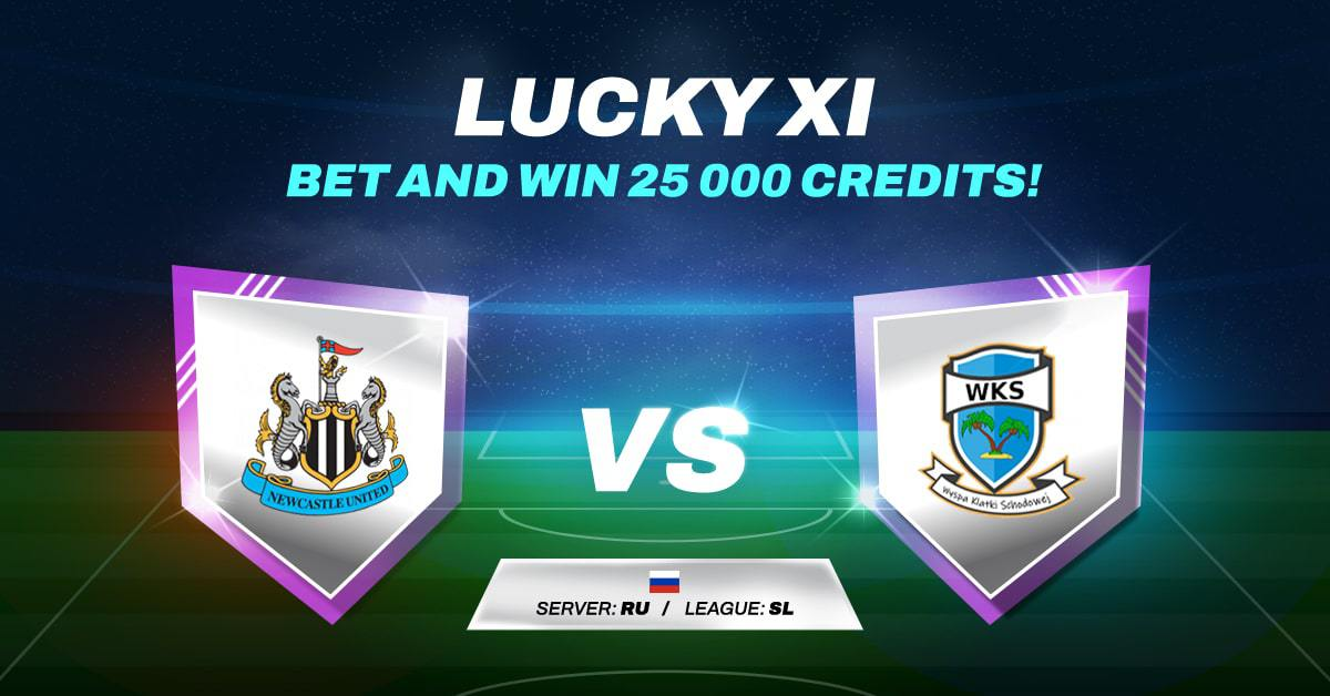 LUCKY XI BET AND WIN #19